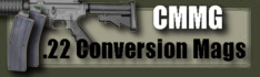 CMMG Ciener 22 Conversion Magazines