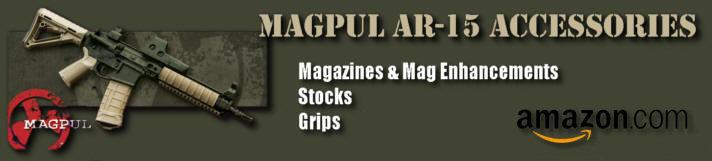 Magpul tactical products
